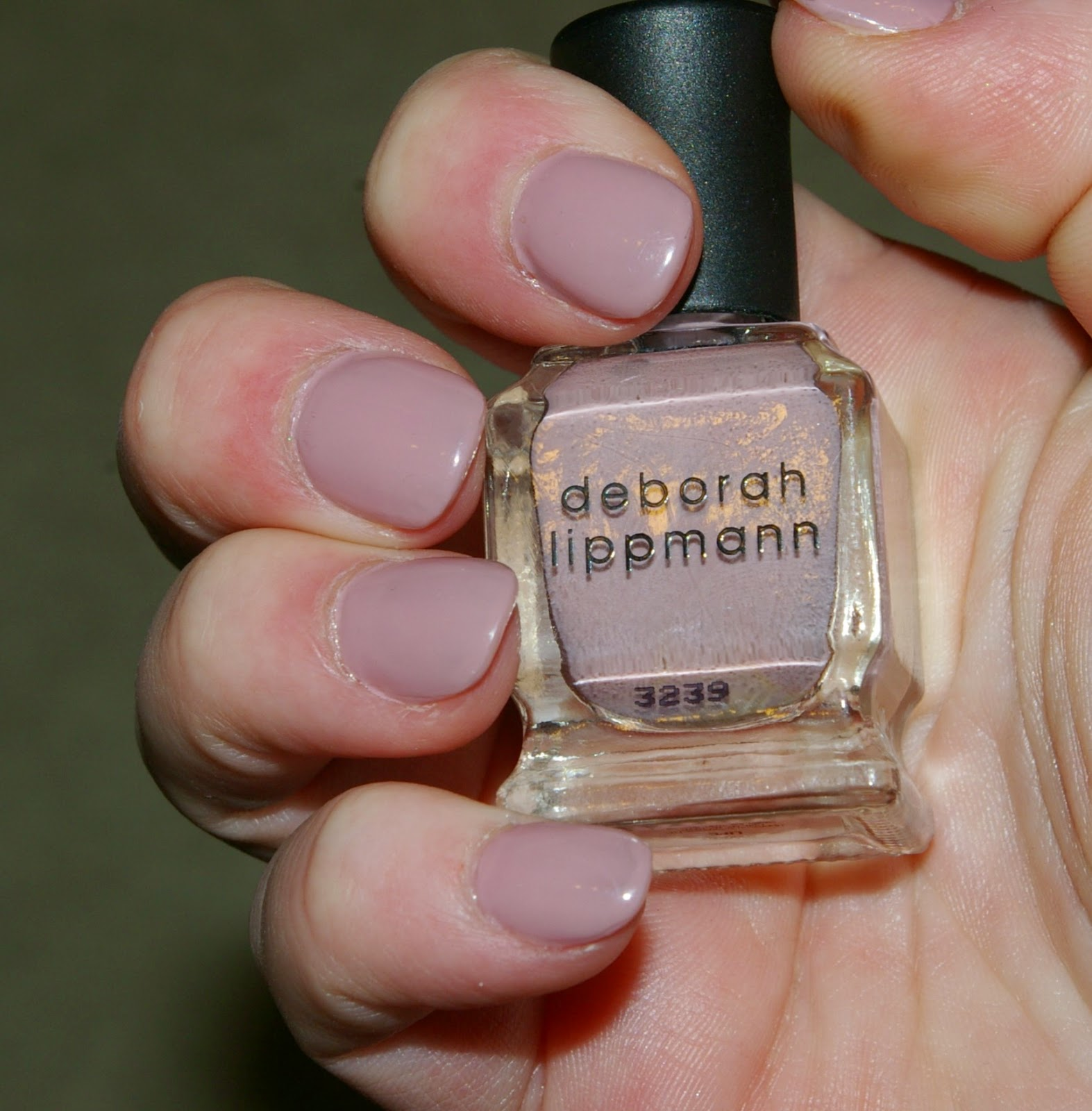 The Polish Jinx: Deborah Lippmann Sweet Life