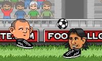 Koca Kafaların Futbol Maçı Oyunu