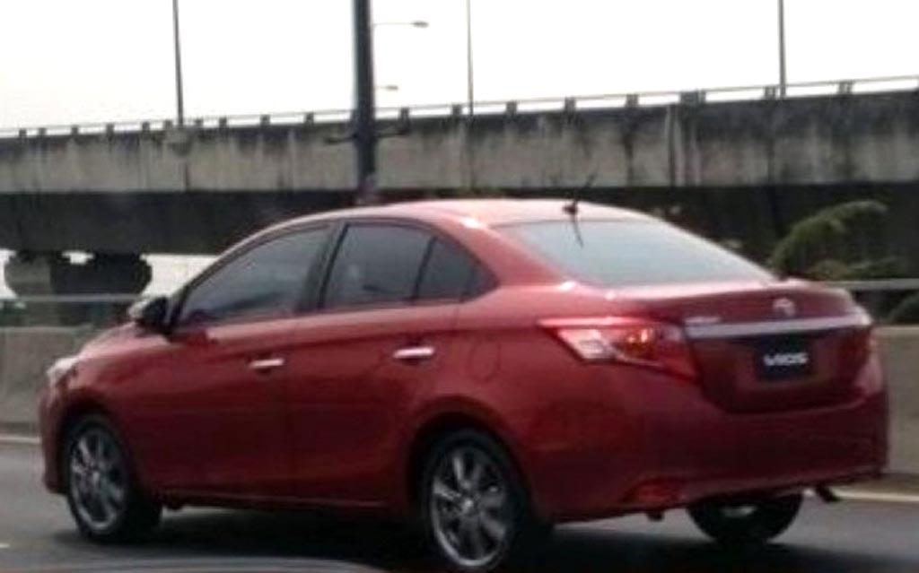 vios 2014 o sedan compacto poderá ser produzido no brasil toyota vios