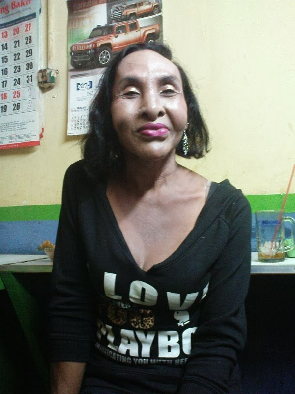 My Mobile Blog: IBU HJ.MARIAH MAJUMI GURU KI PRANA LEWU