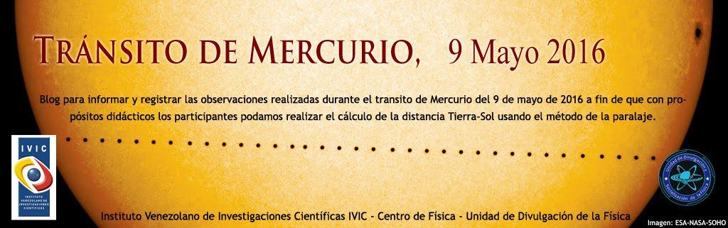 Tránsito de Mercurio 2016