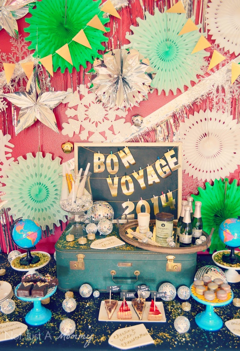 Top 10 Posts Of 2014 Bon Voyage to 2014 Party