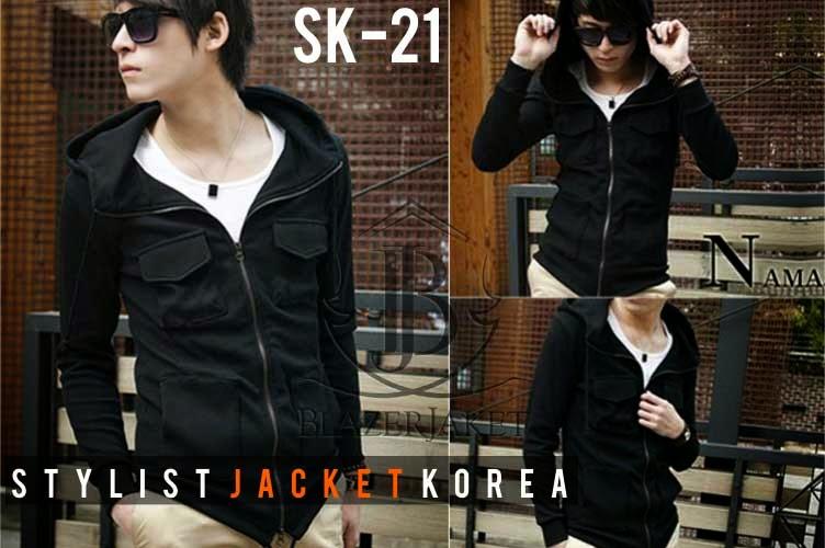 Korean Hooded Jacket Style blazer jaket blazerjaket