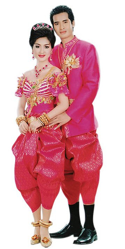 Cambodian Dresses Khmer Wedding Dresses