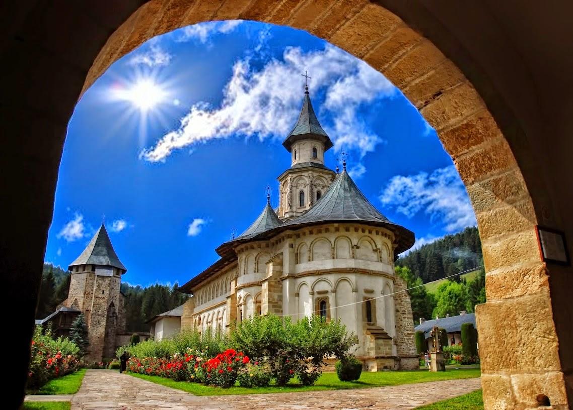 Mănăstirea Putna - Foto Aurel Popescu