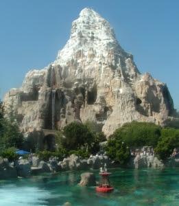 Matterhorn Disneyland,Matterhorn Ride Disneyland