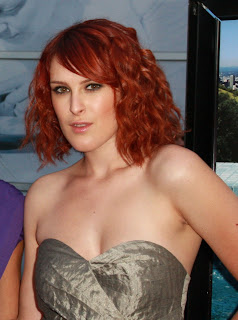 Celebrity Rumer Willis Color Hairstylesr