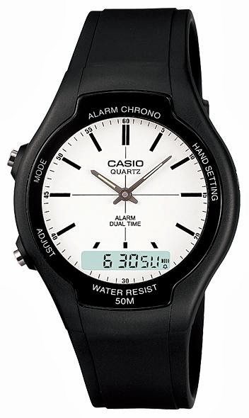 Jam Tangan Pria CASIO AW-90H-7EV