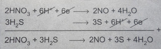 Cara setengah reaksi atau cara ion elektron