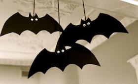 moldes de morcegos