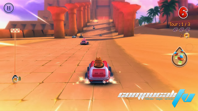 Garfield Kart PC Full