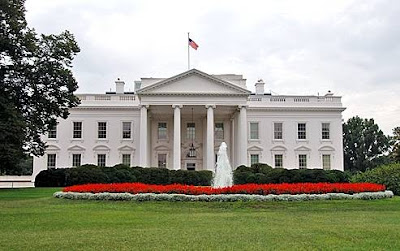 Washington dc, casa blanca de estados sunidos