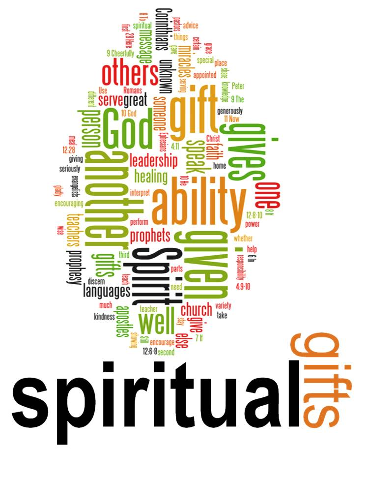 Spiritual Gifts - Quiz | Get More Quizzes at Quizilla