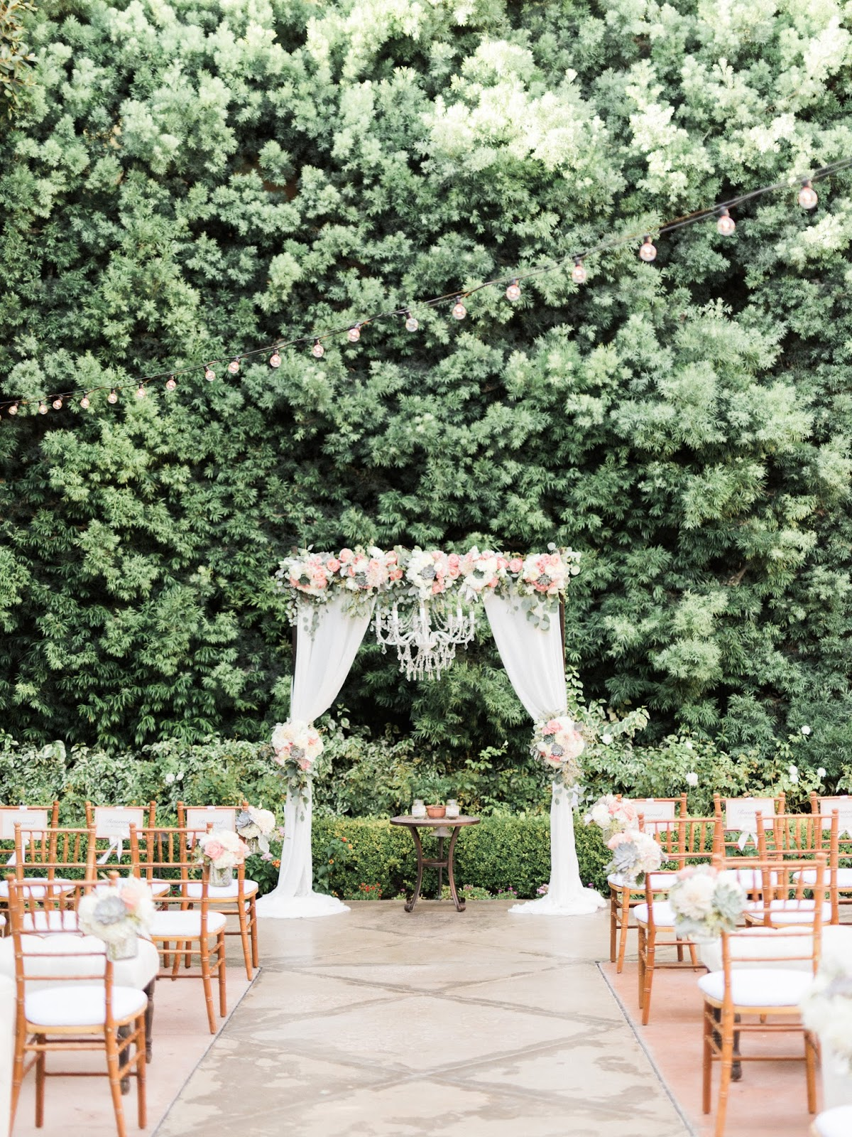 Florals by jenny romantic succulent wedding at franciscan gardens san juan capistrano for Franciscan gardens san juan capistrano
