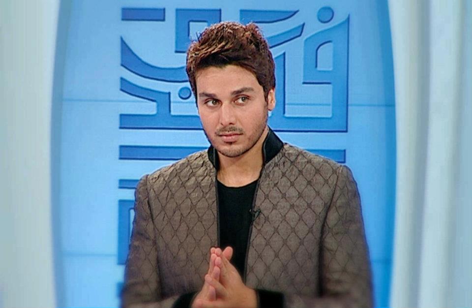 Ahsan khan pics