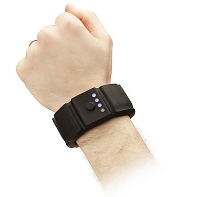 Pattern Wrist Watch Portable Battery Charger Shaped ...