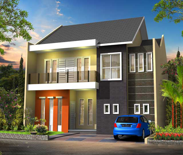 Tren Desain Rumah Minimalis: Arsitektur Rumah Minimalis