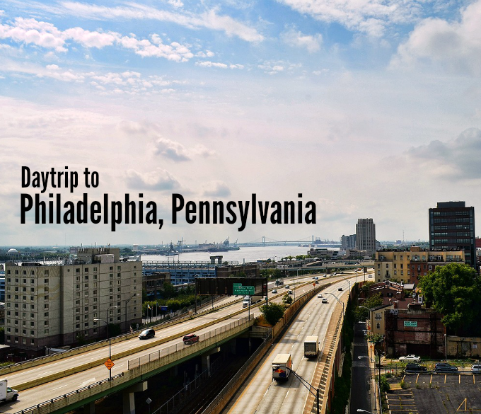 day trip to philadelphia, pennsylvania