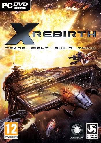 X Rebirth 2.0 Secret Service Missions PC Full