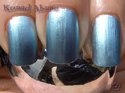 Stargazer Chrome Blue 233 Swatch
