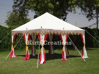 Handmade Indian Tent