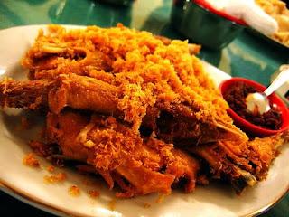 Resep Ayam Kremes