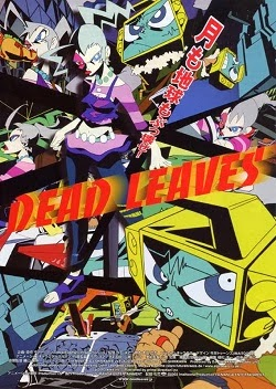 Dead Leaves   DVDRip Legendado download baixar torrent
