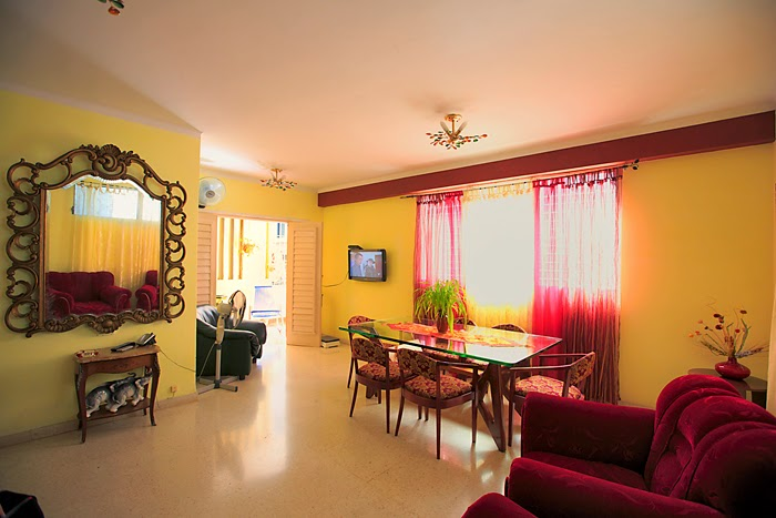 Casa Maura, una excelente casa particular en la Habana Vieja