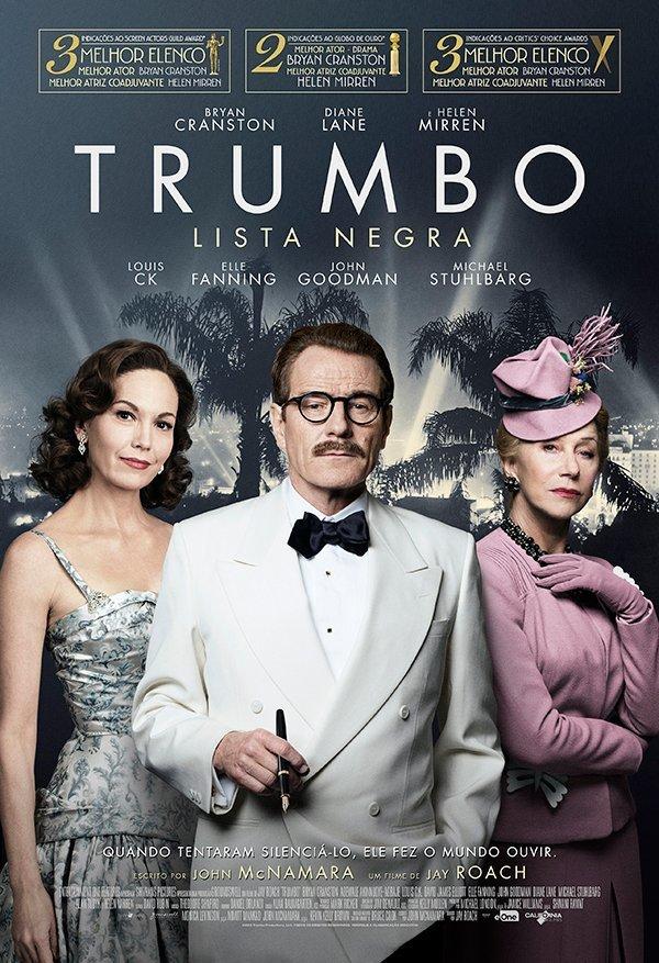 Trumbo: Lista Negra – Dublado (2015)