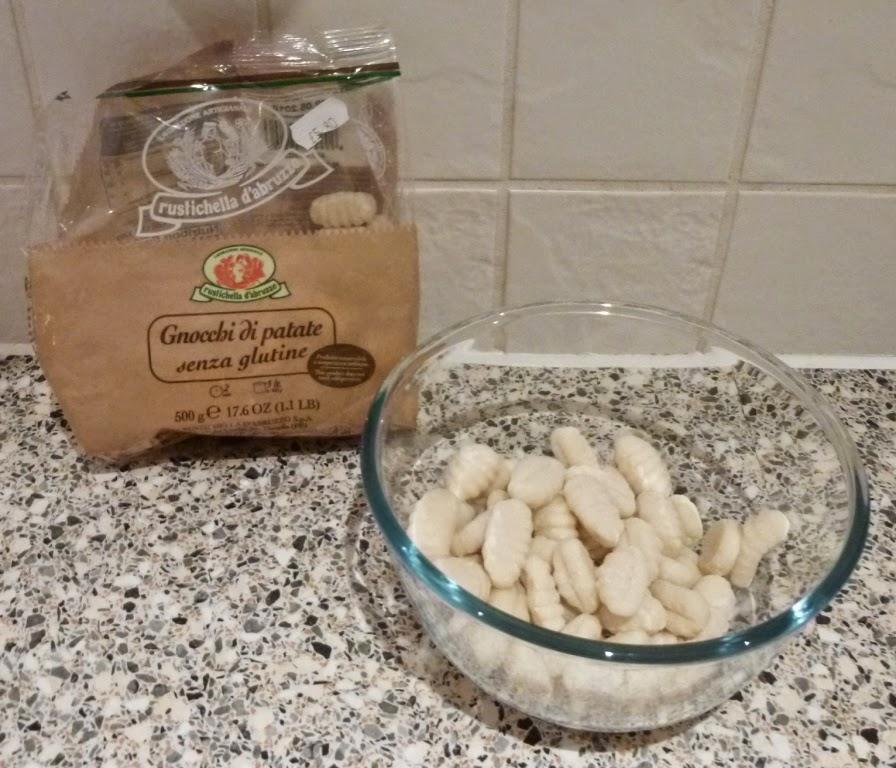 Gnoccho di patate senza glutine from Rustichella d'Abruzzo