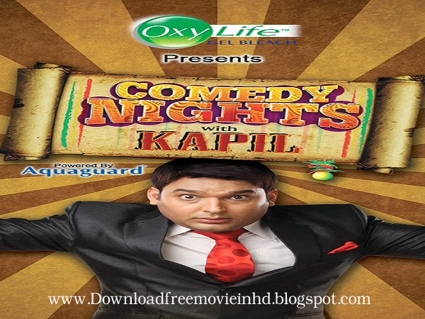 Comedy Nights With Kapil 7th June 2014 Episode Watch Online