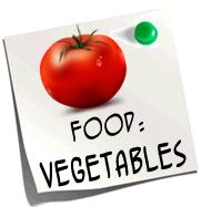 http://quizlet.com/11035453/food-vegetables-flash-cards/
