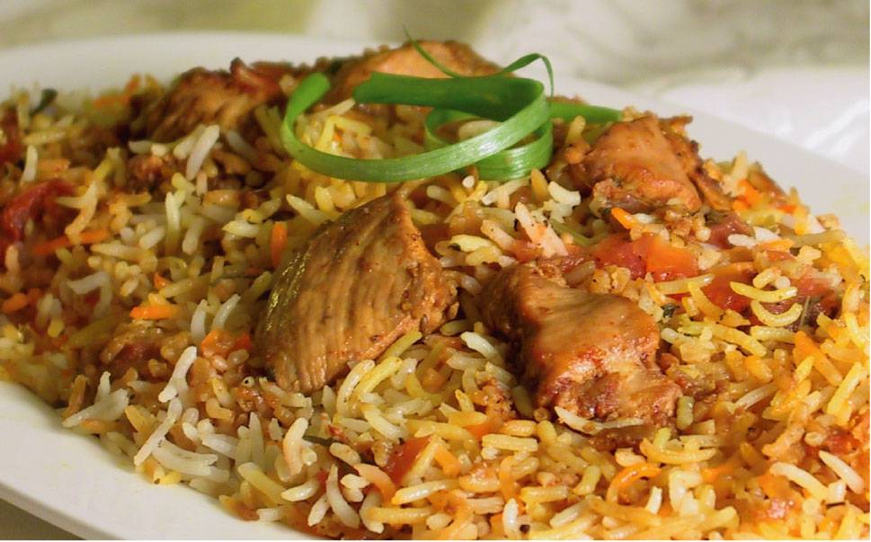 CHICKEN BIRYANI IN URDU