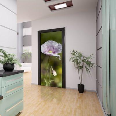 Como decorar puertas aprender hacer bricolaje casero for Decorar puertas con molduras