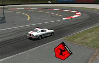 Imagen safety car mod ferrari rFactor