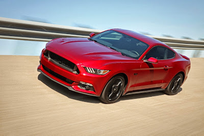 2016 Ford Mustang Special Packages Available