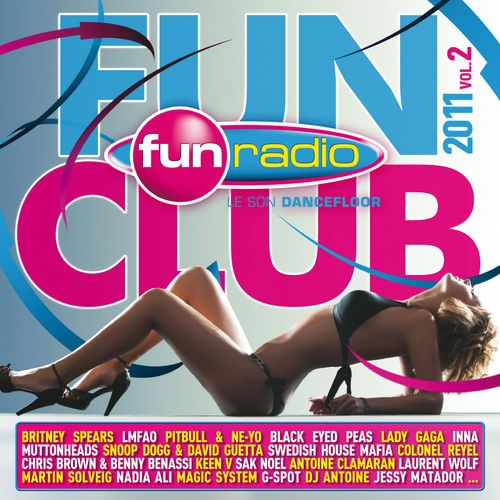 Fun Radio Fun Club 2011 Vol 2 1315504227 front