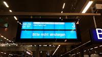 Bahnverkehr: Bündnis 90/Die Grünen: Letzter Nachtzug Berlin – Paris, letzte EuroCities Berlin – Wien und Berlin – Breslau