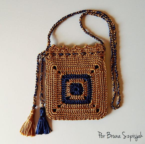 Ergahandmade  Crochet Bag   Diagram