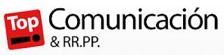 Web asociada a Top Comunicación