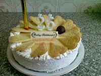 Torta recept - Tejszínes túrótorta