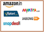 Flat 50% OFF on Clothing & Footwear – Myntra, Jabong, Flipkart, Amazon, Snapdeal