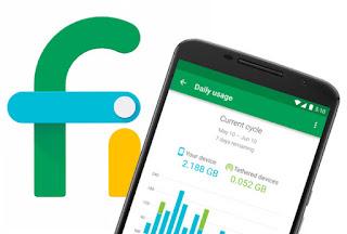 """Produk Google baru bernama """"Project Fi"""""""