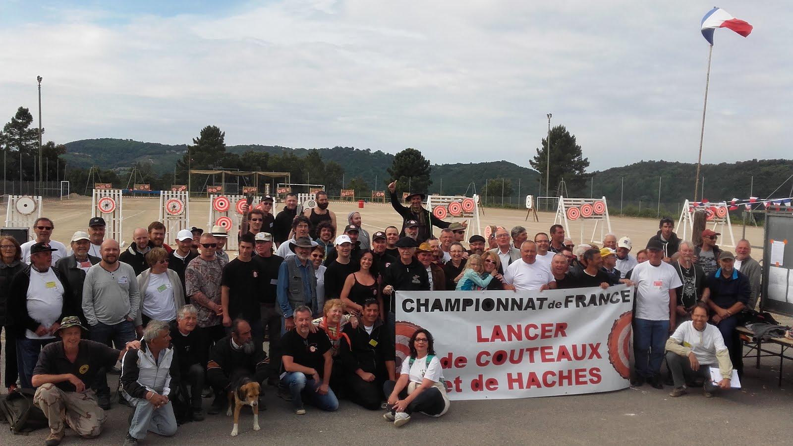 CHAMPIONNAT DE FRANCE 2016 TANNERON