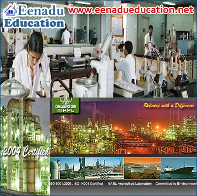 Mangalore Refinery and Petrochemicals Limited Jobs