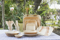 Nubila Services - Elegant, Unique Solutions For A Mindful Community Compostable Dinnerware