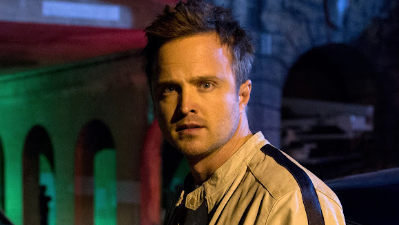 Aaron Paul Need for Speed 0p