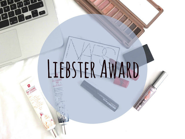 Liebster Award, Nomination, Blogger, Troves and Roses