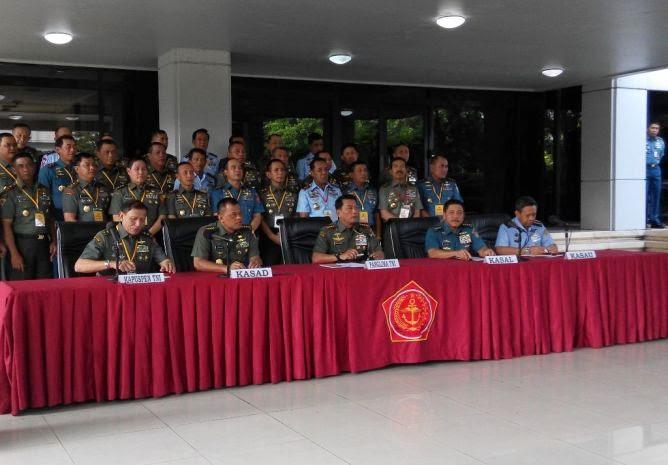Panglima Ingin TNI Jadi Big Brother di Asia