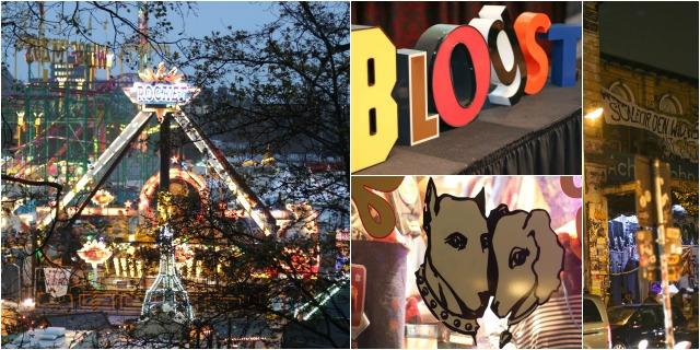 Impressionen aus Hamburg die Blogst Konferenz 2014